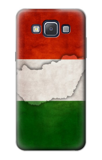 Printed Hungary Flag Samsung Galaxy A5, A5 Duos Case