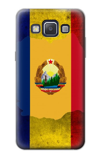 Printed Romania Flag Samsung Galaxy A5, A5 Duos Case