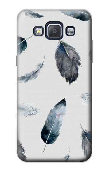 Printed Feather Paint Pattern Samsung Galaxy A5, A5 Duos Case