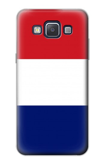 Printed Flag of France and the Netherlands Samsung Galaxy A5, A5 Duos Case