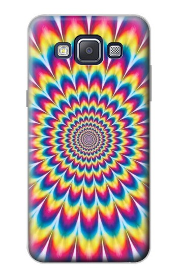 Printed Colorful Psychedelic Samsung Galaxy A5, A5 Duos Case