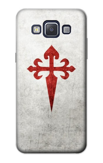 Printed Order of Santiago Cross of Saint James Samsung Galaxy A5, A5 Duos Case