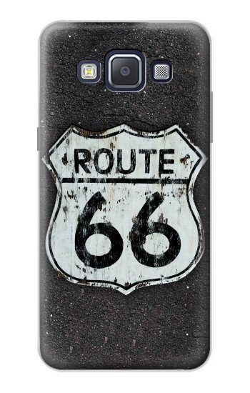 Printed Route 66 Sign Samsung Galaxy A5, A5 Duos Case