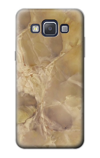 Printed Yellow Marble Stone Samsung Galaxy A5, A5 Duos Case