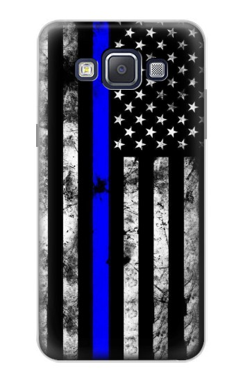 Printed Thin Blue Line USA Samsung Galaxy A5, A5 Duos Case