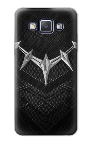Printed Black Panther Inspired Costume Necklace Samsung Galaxy A5, A5 Duos Case