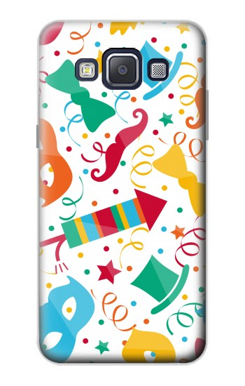 Printed Carnival Pattern Samsung Galaxy A5, A5 Duos Case