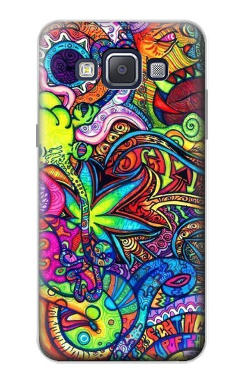 Printed Colorful Art Pattern Samsung Galaxy A5, A5 Duos Case