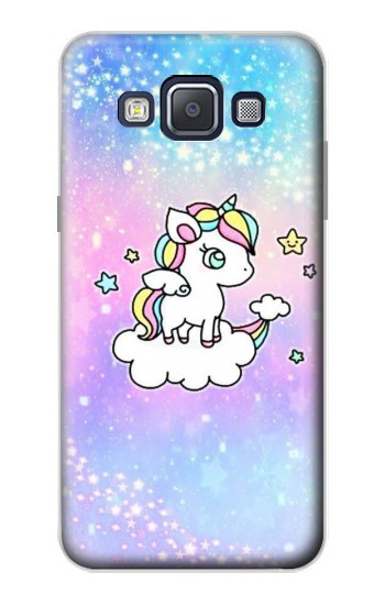 Printed Cute Unicorn Cartoon Samsung Galaxy A5, A5 Duos Case