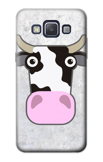 Printed Cow Cartoon Samsung Galaxy A5, A5 Duos Case
