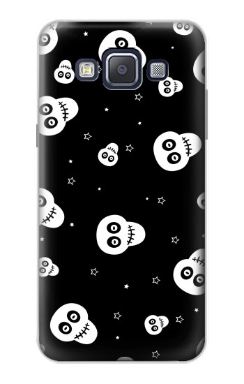 Printed Skull Pattern Samsung Galaxy A5, A5 Duos Case