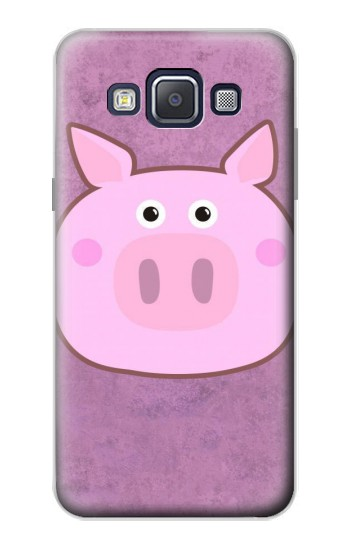 Printed Pig Cartoon Samsung Galaxy A5, A5 Duos Case