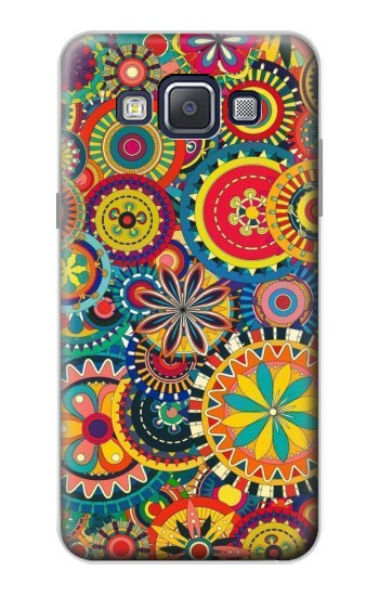 Printed Colorful Pattern Samsung Galaxy A5, A5 Duos Case