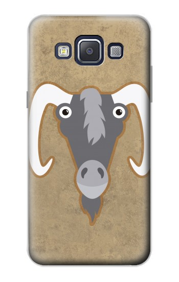 Printed Goat Cartoon Samsung Galaxy A5, A5 Duos Case