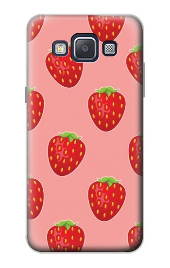 Printed Strawberry Fruit Pattern Samsung Galaxy A5, A5 Duos Case