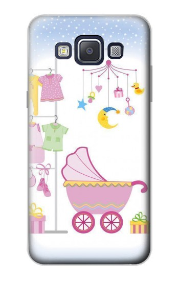 Printed Baby Supplies Samsung Galaxy A5, A5 Duos Case