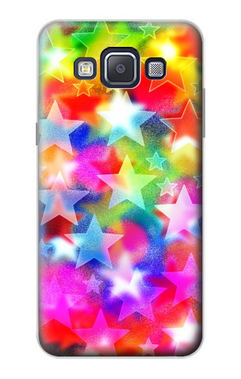 Printed Colourful Disco Star Samsung Galaxy A5, A5 Duos Case