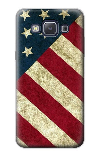 Printed US National Flag Samsung Galaxy A5, A5 Duos Case