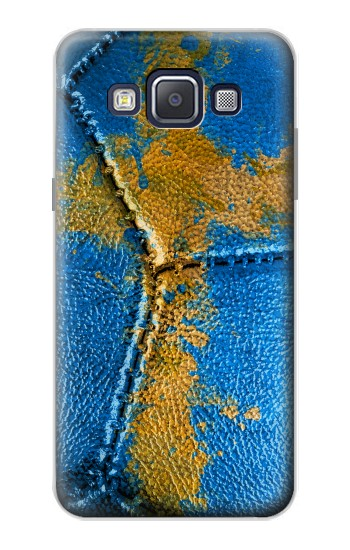 Printed Sweden Flag Vintage Football 2018 Samsung Galaxy A5, A5 Duos Case