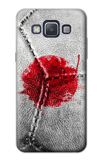 Printed Japan Flag Vintage Football 2018 Samsung Galaxy A5, A5 Duos Case
