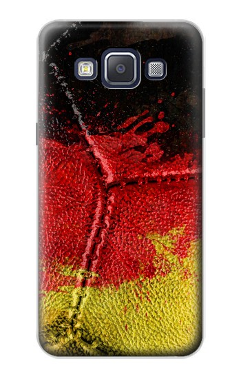 Printed Germany Flag Vintage Football 2018 Samsung Galaxy A5, A5 Duos Case
