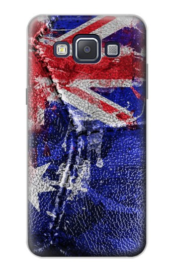 Printed Australia Flag Vintage Football 2018 Samsung Galaxy A5, A5 Duos Case