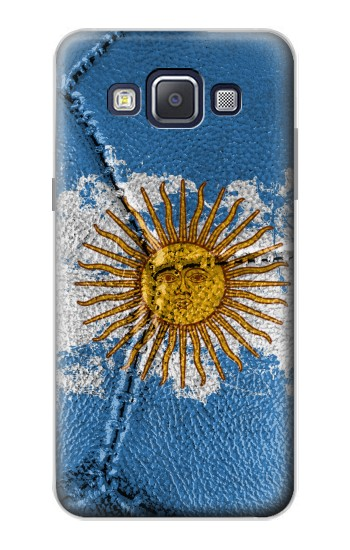 Printed Argentina Flag Vintage Football 2018 Samsung Galaxy A5, A5 Duos Case