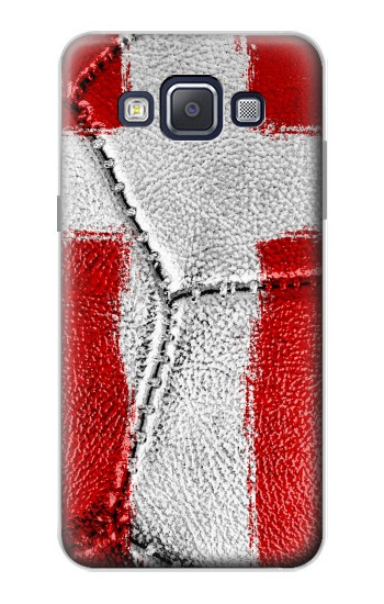 Printed Denmark Flag Vintage Football 2018 Samsung Galaxy A5, A5 Duos Case
