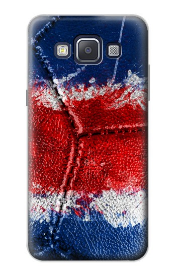 Printed Costa Rica Flag Vintage Football 2018 Samsung Galaxy A5, A5 Duos Case