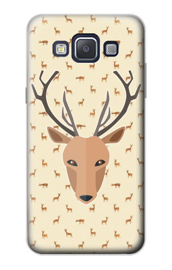 Printed Deer Pattern Samsung Galaxy A5, A5 Duos Case