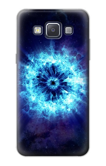 Printed Shockwave Explosion Samsung Galaxy A5, A5 Duos Case