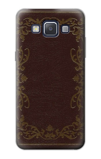 Printed Vintage Book Cover Samsung Galaxy A5, A5 Duos Case