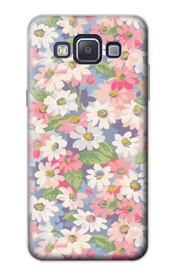 Printed Floral Flower Art Pattern Samsung Galaxy A5, A5 Duos Case
