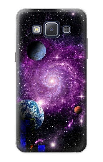 Printed Galaxy Outer Space Planet Samsung Galaxy A5, A5 Duos Case