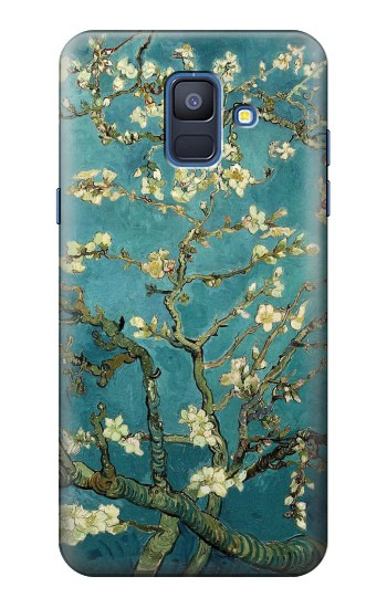 Printed Blossoming Almond Tree Van Gogh Samsung Galaxy A6 (2018) Case