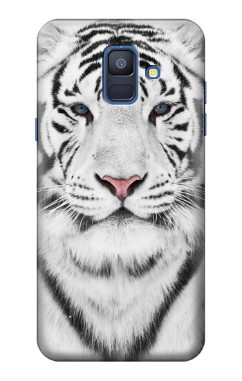 Printed White Tiger Samsung Galaxy A6 (2018) Case
