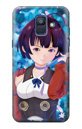 Printed Mumei Kabaneri of the Iron Fortress Samsung Galaxy A6 (2018) Case