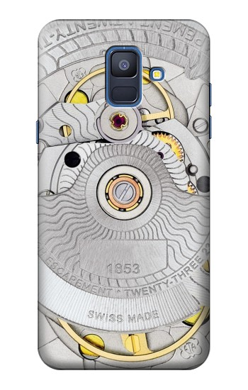 Printed Inside Watch Samsung Galaxy A6 (2018) Case