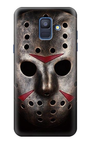 Printed Jason Mask Samsung Galaxy A6 (2018) Case