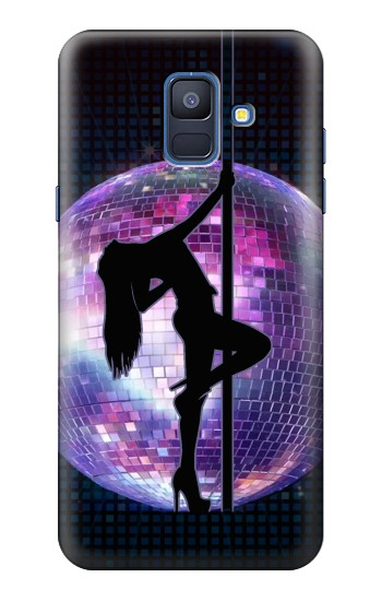 Printed Sexy Disco Dancer Samsung Galaxy A6 (2018) Case