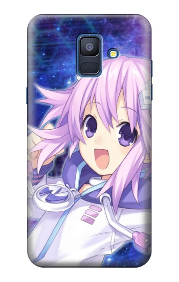 Printed Hyperdimension Neptunia Samsung Galaxy A6 (2018) Case