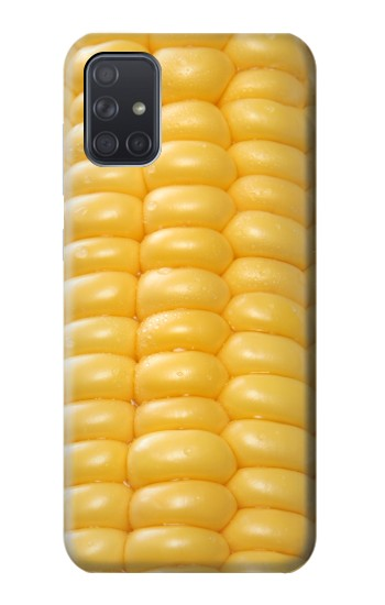 Printed Sweet Corn Samsung Galaxy A71 Case