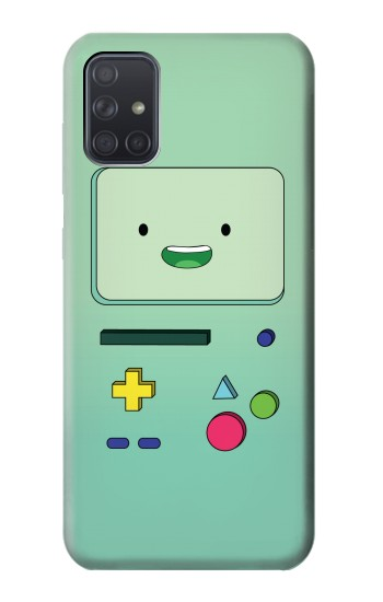 Printed Adventure Time Bibo Samsung Galaxy A71 Case