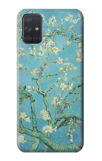 Printed Vincent Van Gogh Almond Blossom Samsung Galaxy A71 Case