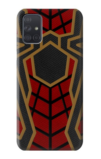 Printed Spiderman Inspired Costume Samsung Galaxy A71 Case