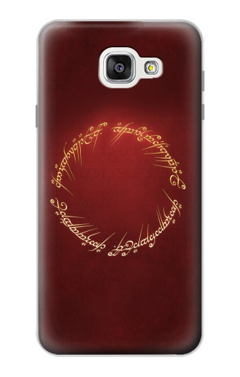 Printed Lord of the Ring Samsung Galaxy A7 (2016) Case