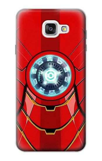 Printed Ironman Armor Arc Reactor Graphic Printed Samsung Galaxy A7 (2016) Case