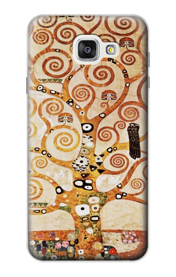 Printed The Tree of Life Gustav Klimt Samsung Galaxy A7 (2016) Case