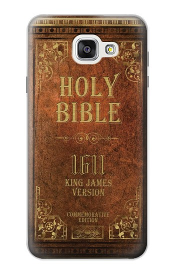 Printed Holy Bible 1611 King James Version Samsung Galaxy A7 (2016) Case