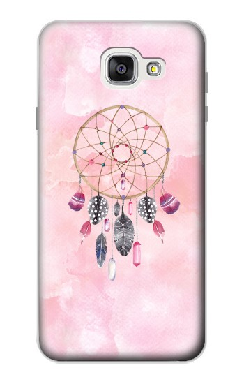 Printed Dreamcatcher Watercolor Painting Samsung Galaxy A7 (2016) Case